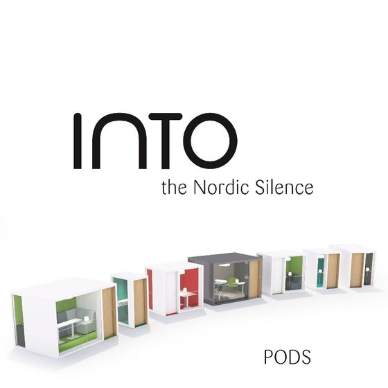 INTO the Nordic Silence PODS
