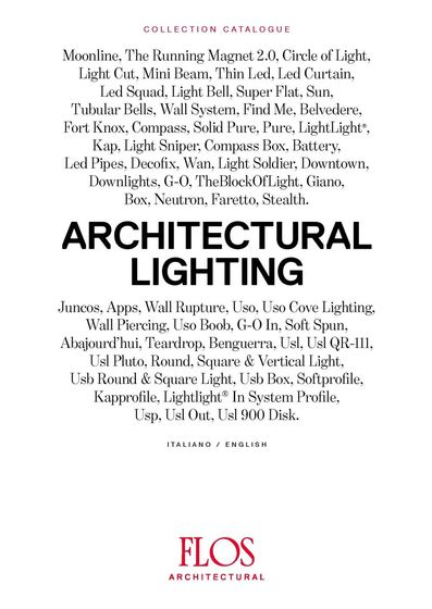 Architectural Lighting Professional | Collection