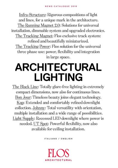 Architectural Lighting Professional | News 2016