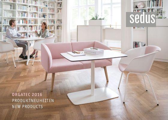 SEDUS STOLL Produkte, Kollektionen & mehr | Architonic