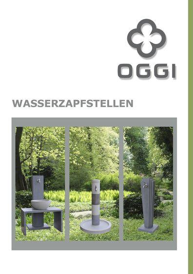 OGGI Beton - Wasserzapfstellen