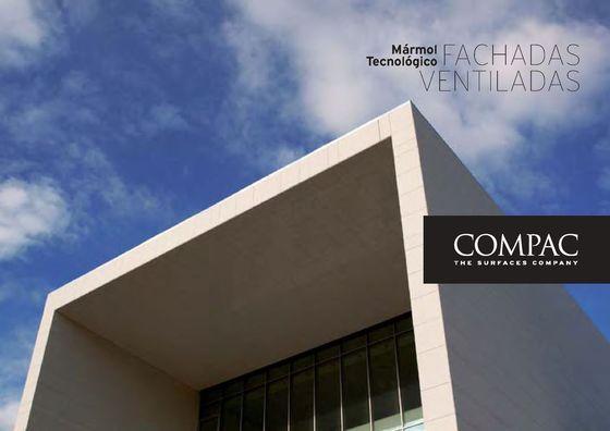 COMPAC Ventiladas Fachadas