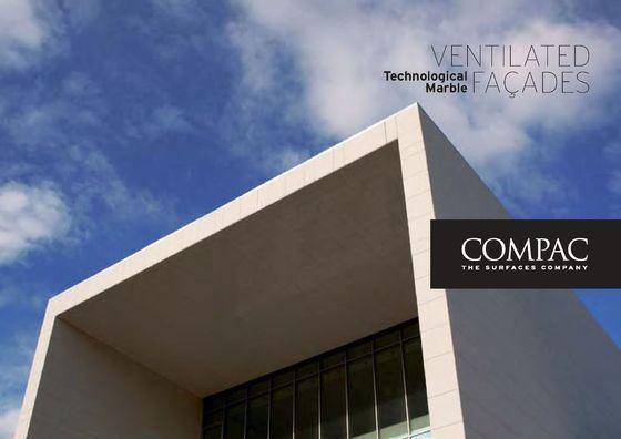 COMPAC Ventilated Facades