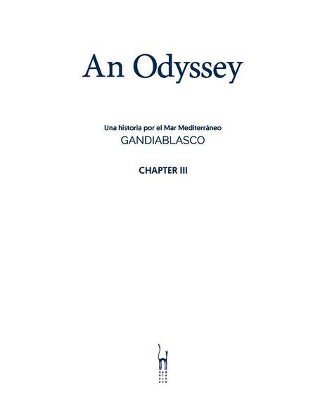 GANDIABLASCO 2017 | AN ODYSSEY CHAPTER III