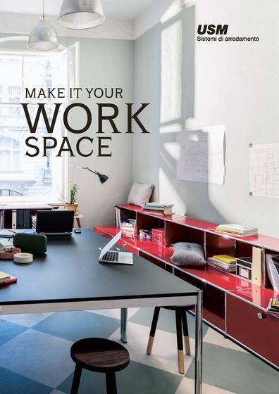 Make it your work space