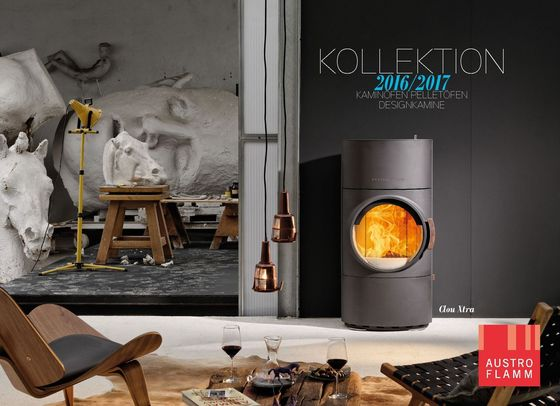 Austroflamm Kollektion 2016-17