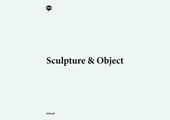 Zieta Sculpture & Object