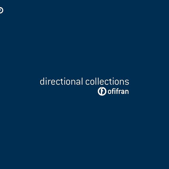 Ofifran | Concepto | Directional Collections