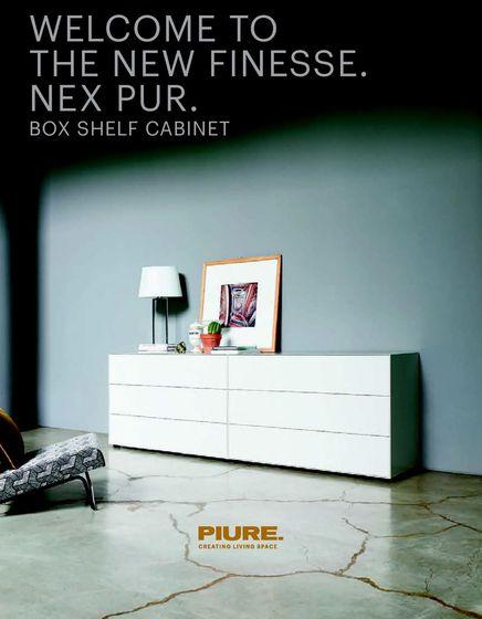 Piure Nex Pur Brochure 2017
