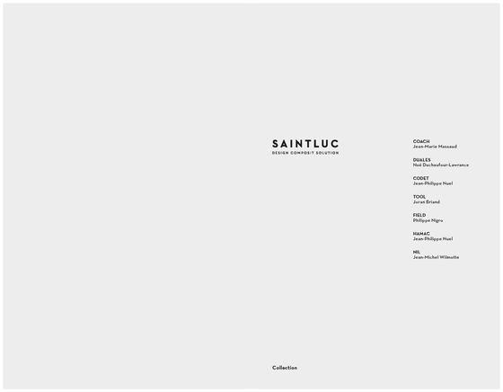 SAINTLUC Catalogue 2017