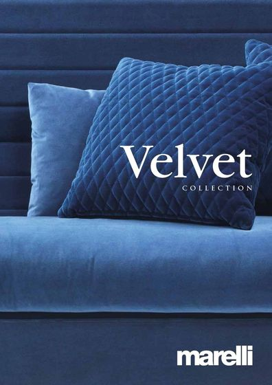 Rubelli Velvet Collection 2017