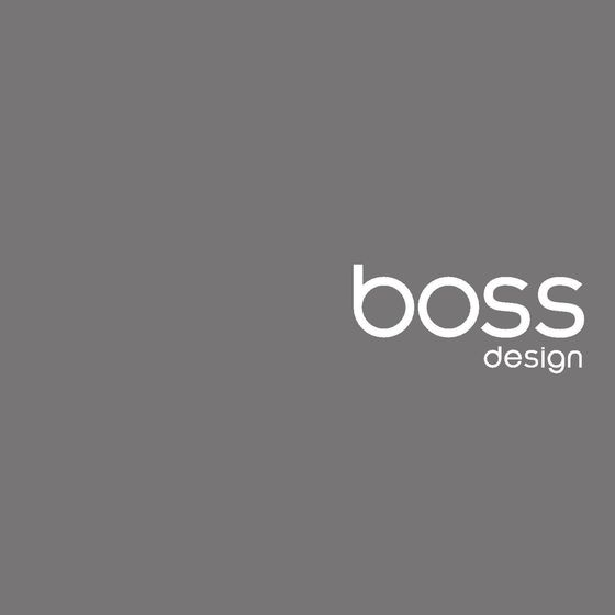 Boss Design Catalogue