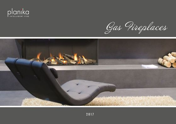 Gas Fireplaces 2017