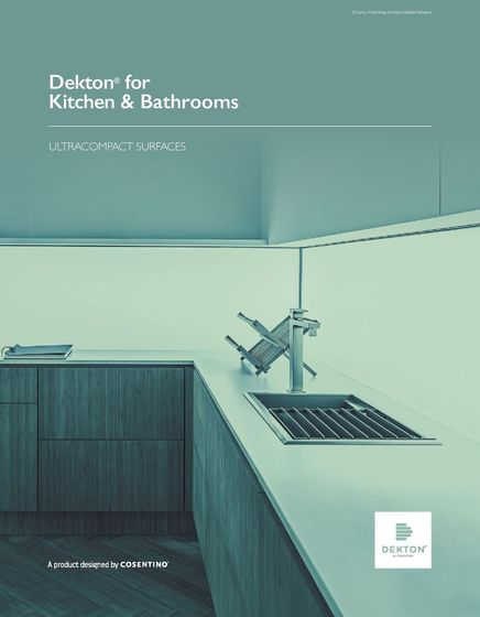 Dekton® for Kitchen & Bathrooms