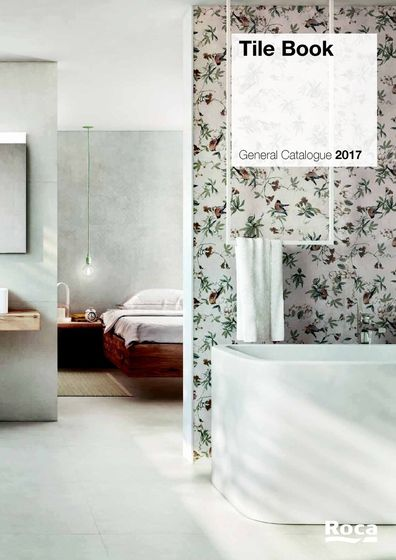 Roca Tiles Book General Catalogue 2017