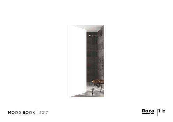 Roca Tiles Mood Book 2017