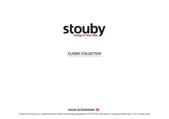 Stouby Classic Collection
