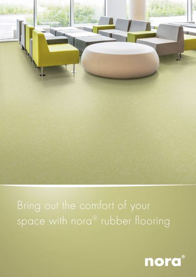 nora® rubber flooring
