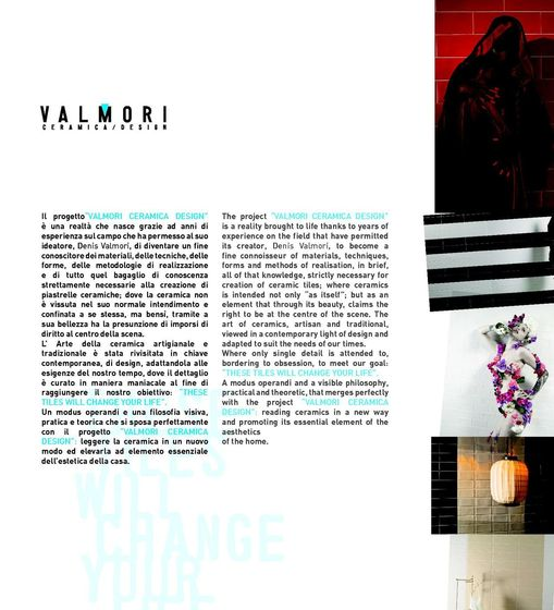 Valmori Ceramica General Catalogue