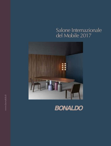 Salone Internationale del Mobile 2017