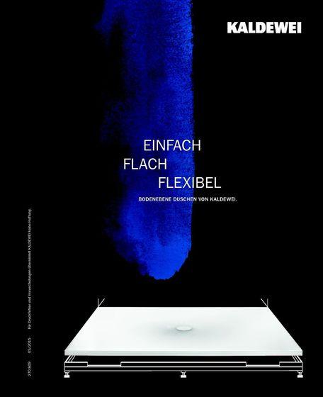 EINFACH FLACH FLEXIBEL
