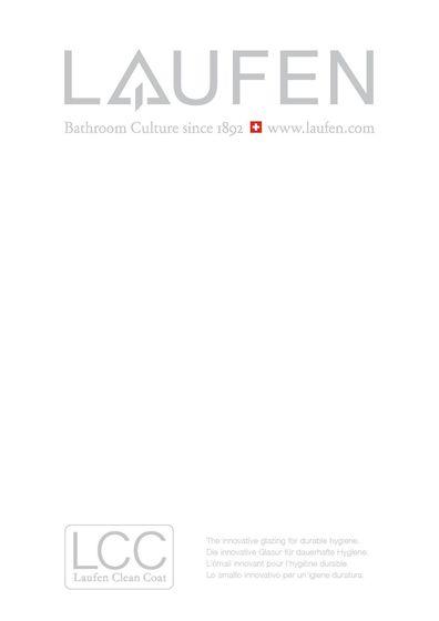 Laufen - LCC Laufen Clean Coat