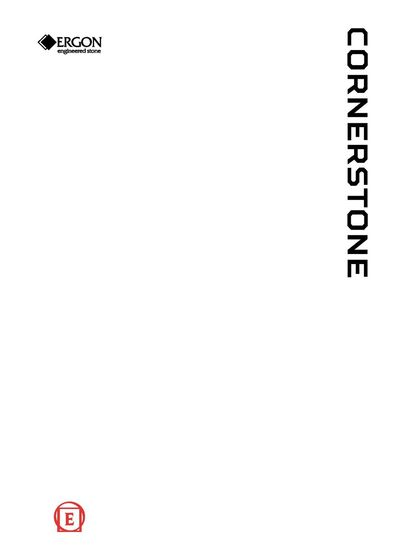 Cornerstone – Ergon