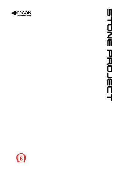 Stone Project – Ergon
