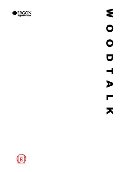 Woodtalk – Ergon