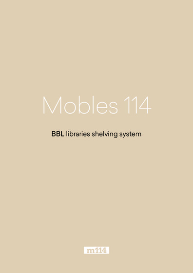 BBL libraries shelving system