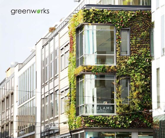 Greenworks Catalogue 2017