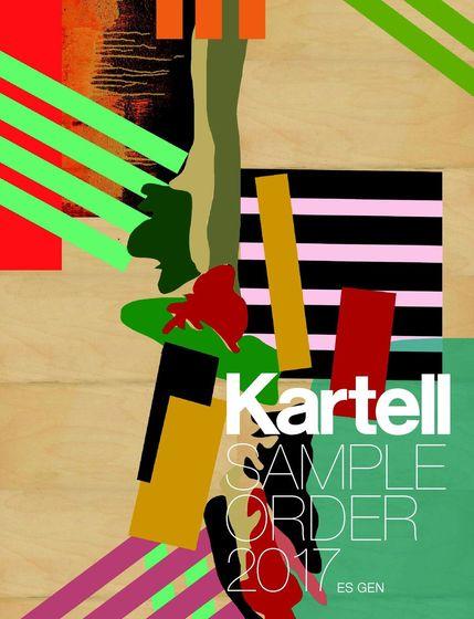 Kartell Sample Order 2017