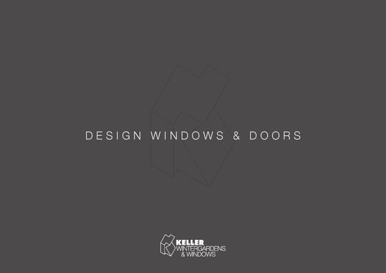 KELLER design windows and doors