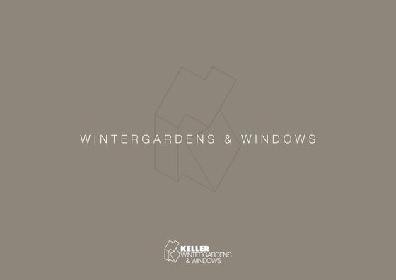 KELLER wintergardens and windows