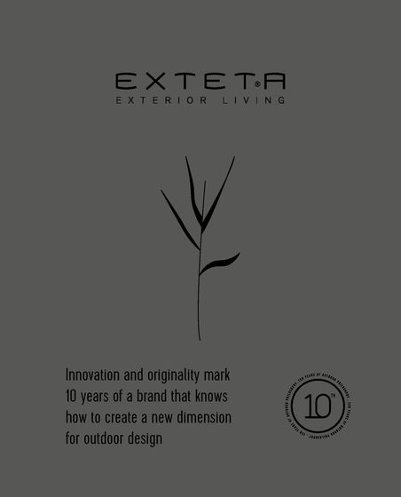 Exteta 10th Collection 2017