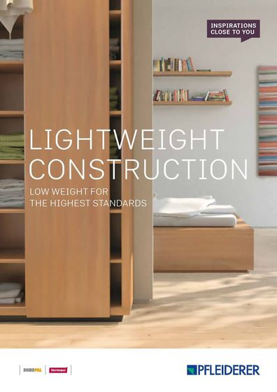 Lightweight Construction | Low weight for the highest standards