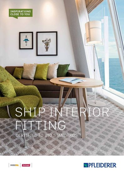Ship Interior Fitting | Certified to IMO standards