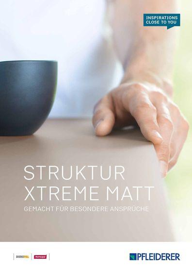 Struktur XTreme Matt | Gemacht für besondere Ansprüche