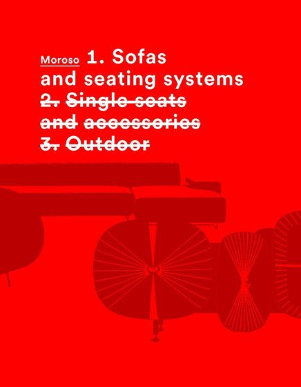 Vol 1 Sofas and seating systems