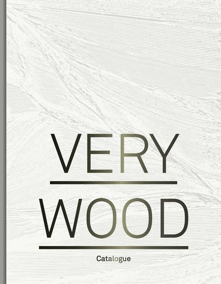 Very Wood Catalog 2017