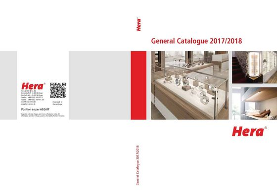 General Catalogue 2017/2018