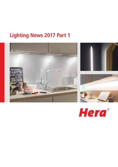 Lighting News 2017 Part 1