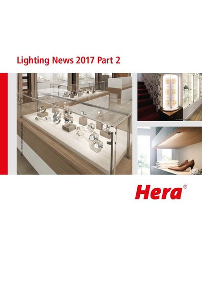 Lighting News 2017 Part 2