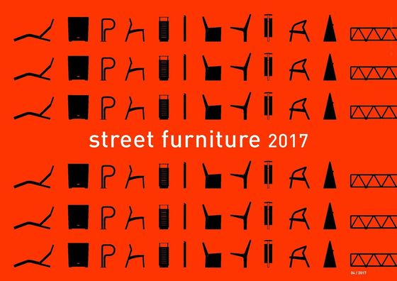 Street furniture 2017