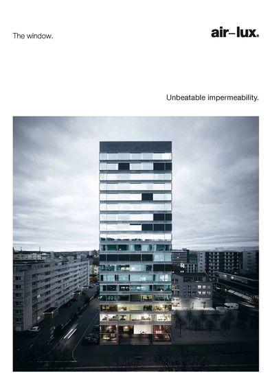 Unbeatable impermeability.