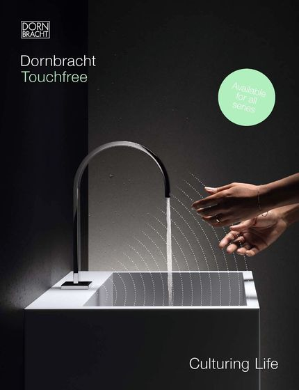 Dornbracht Touchfree