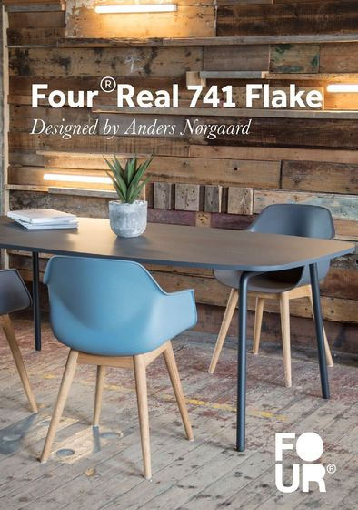 Four®Real 741 Flake