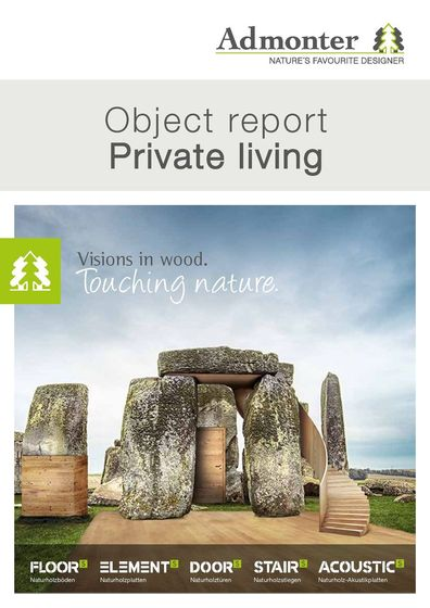 Object report private living