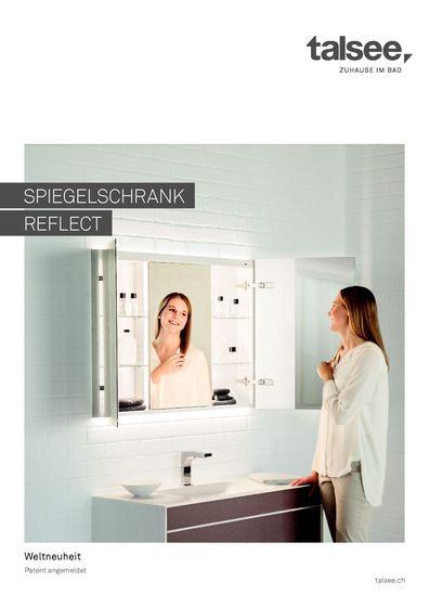 Spiegelschrank Reflect