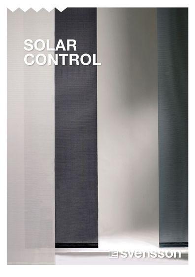 Solar Control 2017